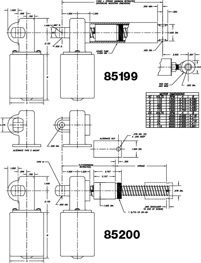 Wiring Manual PDF: 12v Actuator Wiring Diagram