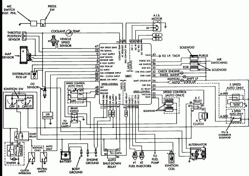 Dodge Cummins Alternator Wiring Diagram