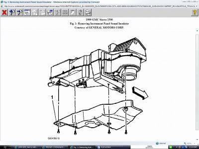 2000 Chevy Blazer Fuel Filter Location