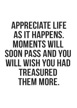 Cherish Moments Quotes : cherish, moments, quotes, Cherish, Moment, Quotes