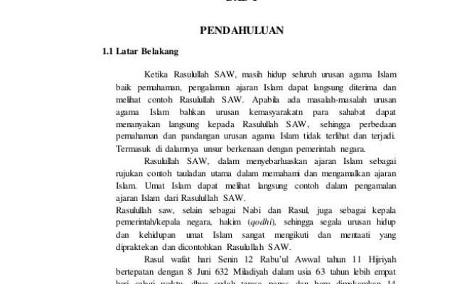 Contoh Makalah Islam Sebagai Way Of Life Contoh Ilb