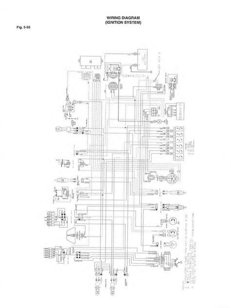 Wiring Schematic For 1998 Arctic Cat : Wiring Schematic
