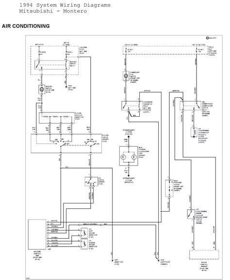 Download Ebook 1994 Mitsubishi Montero Wiring Diagram How