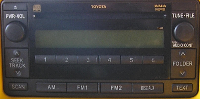 Toyota Echo Radio Wiring Diagram
