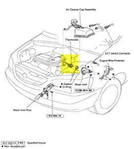 2000 Toyota Avalon Knock Sensor ~ Best Toyota