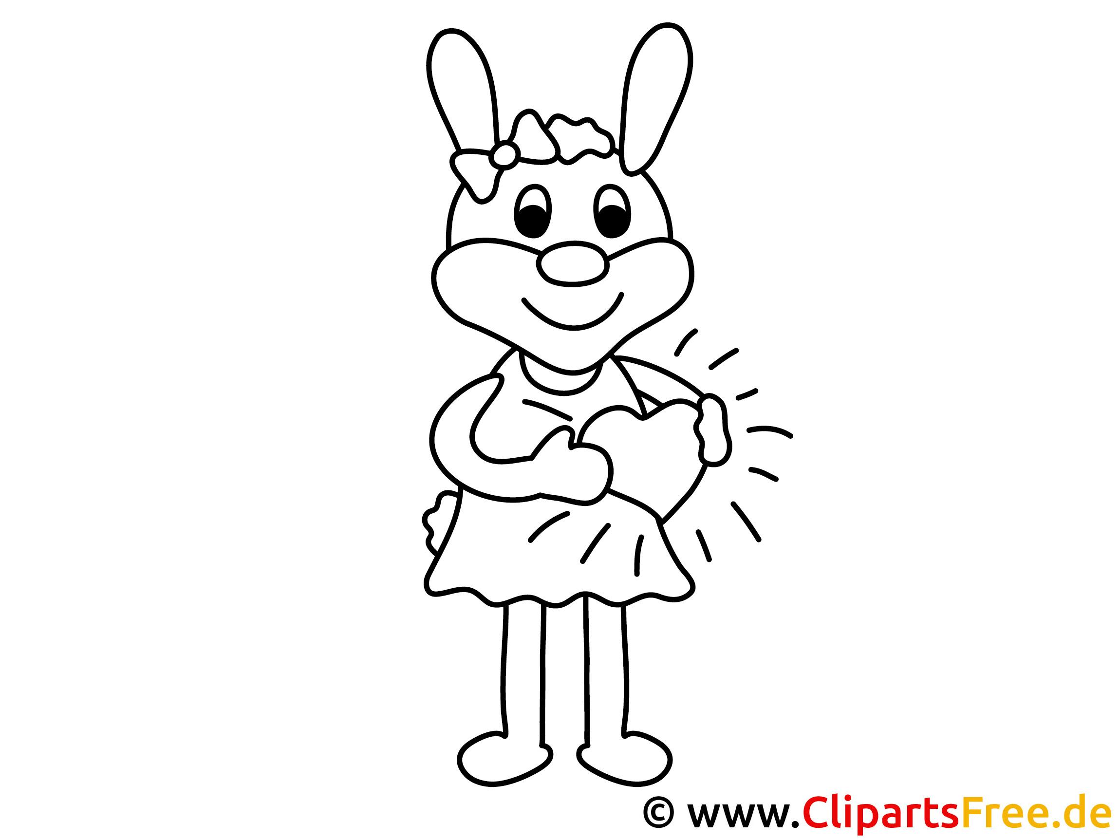 Herz malvorlage - Ausmalbilder für kinder - Ausmalbilder