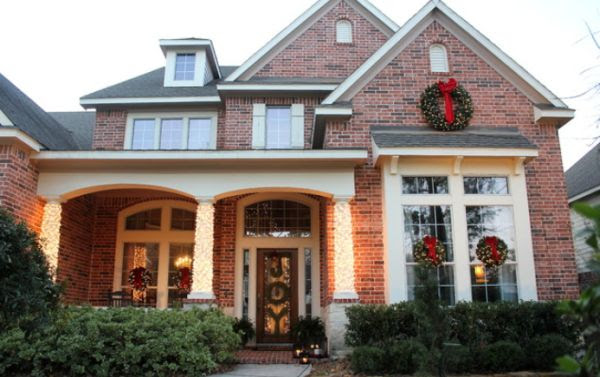 Christmas Decorations For Outside Of House Christmas Ideas