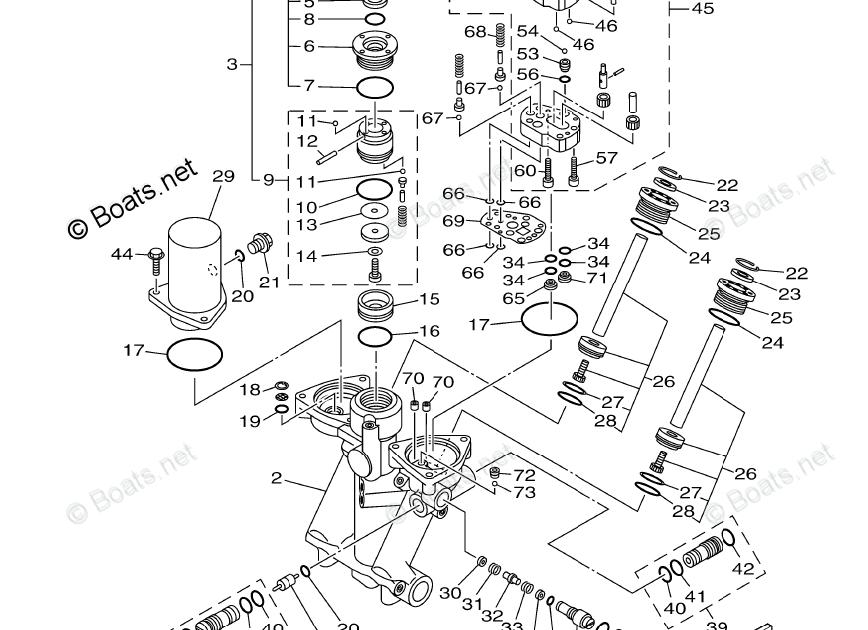 2014 Yamaha 150 Hp Trim Wiring Diagram : Mercury 115
