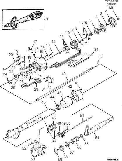 1994 S10 Blazer Wiring Diagram