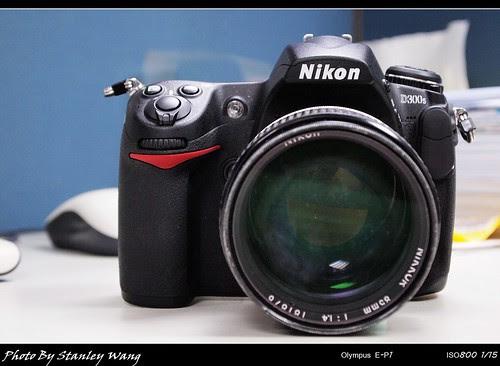 NIKON D300s + 85 1.4mm老鏡