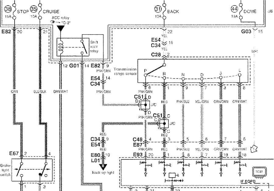 Wiring Diagram Grand Vitara