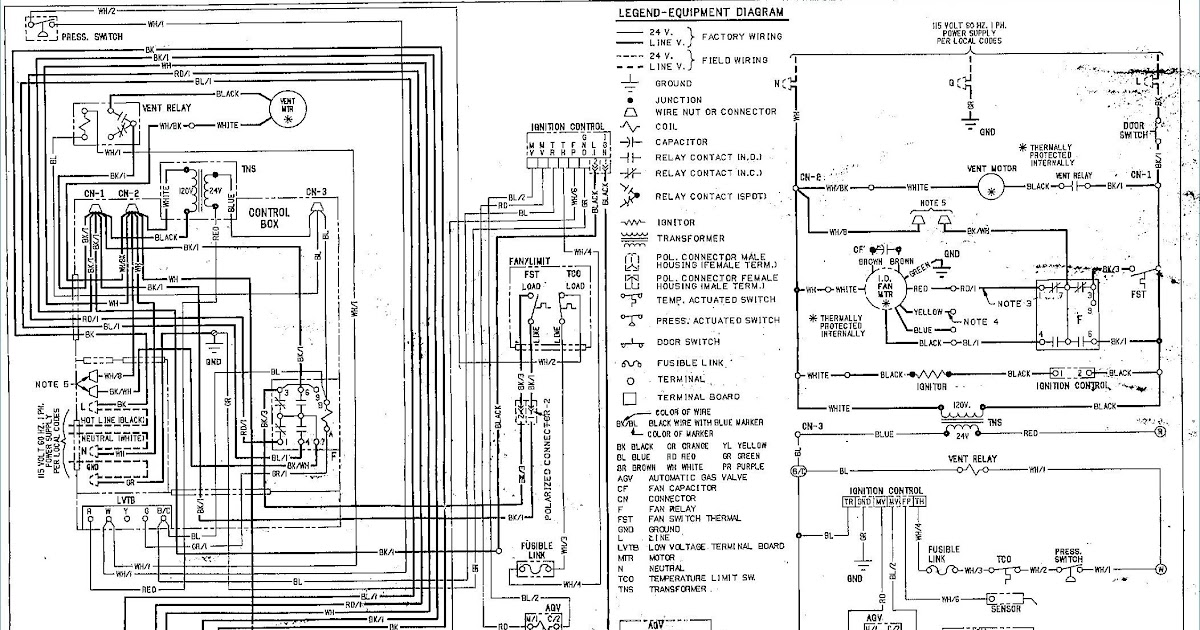 Trane Thermostat Wiring Guide / Collection Of Honeywell