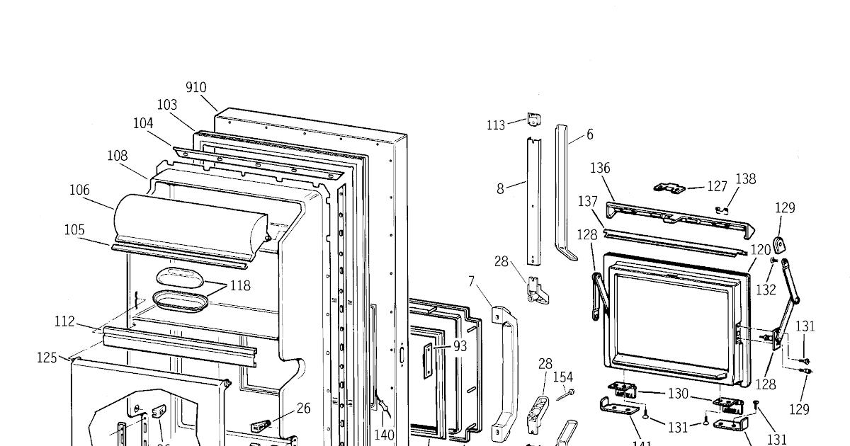 Refrigerators Parts: Rca Refrigerator Parts
