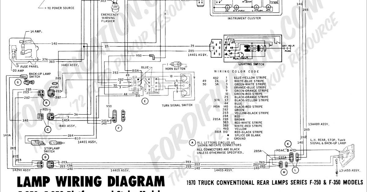 2002 Ford F150 Alternator Wiring Diagram