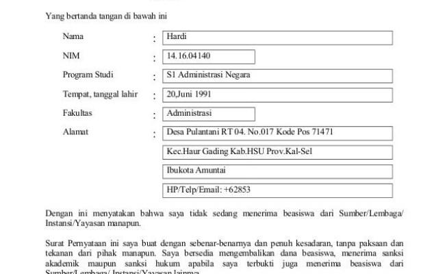 Contoh Surat Permohonan Kerja Yang Bersesuaian Contoh Qq Cute766