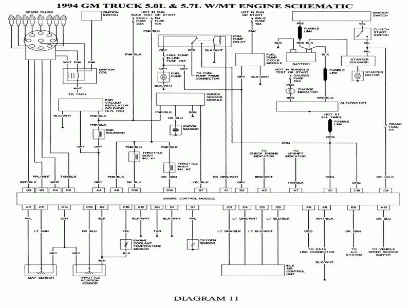 1998 Chevy Silverado Obd2 Wiring Diagram