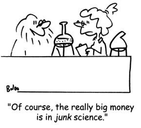 MuskegonPundit: Junk science kills people! Study Linking