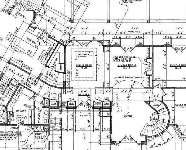 Mbokmu: floor plan symbols