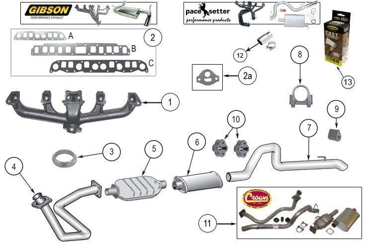 [DIAGRAM] 2000 Chevy Impala Exhaust System Diagram