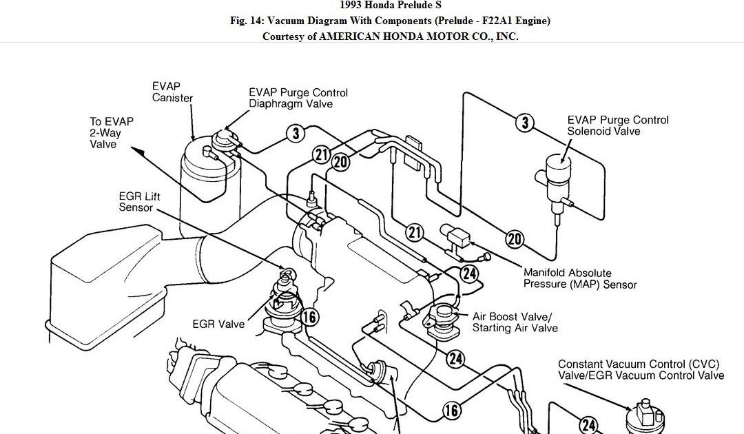 [DIAGRAM] 2001 Honda Prelude Coil Wiring Diagram FULL