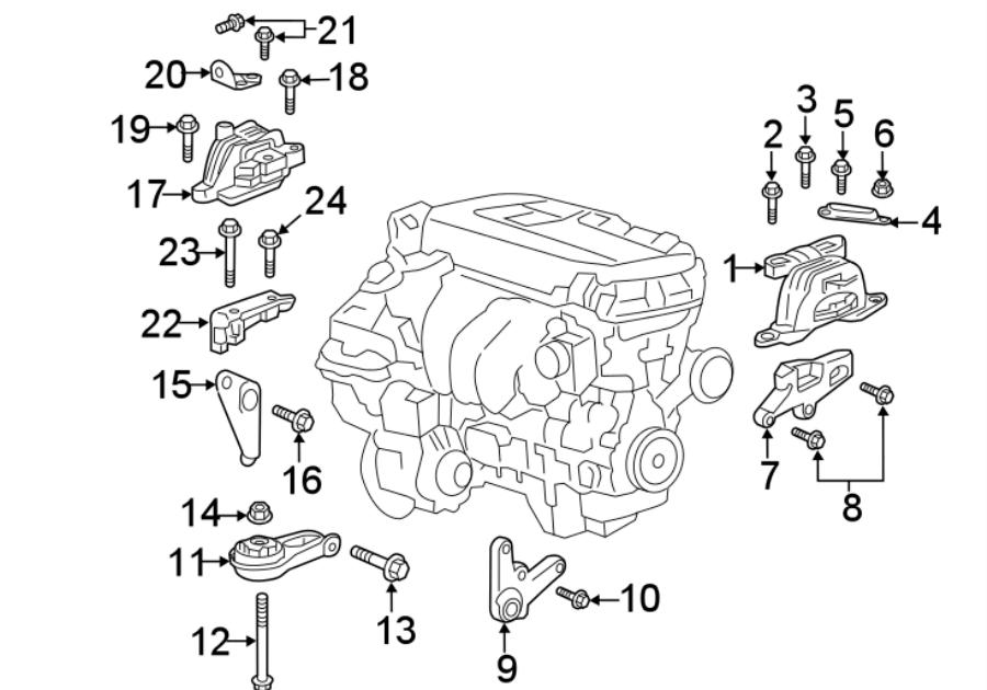 1998 Chevy Malibu Engine Diagram / Chevrolet Malibu Air
