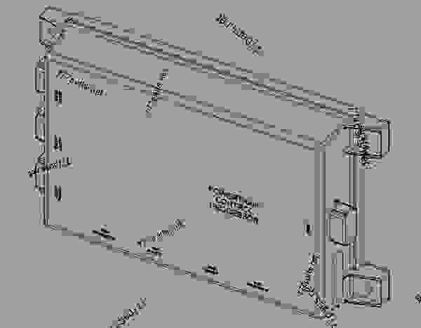 Cat C15 Acert Injector Harness