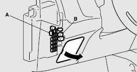 Mitsubishi Motor: 2017 Mitsubishi Outlander Fuse Box Diagram