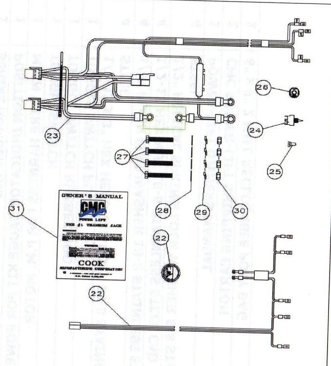 Autosportswiring: Atlas Jack Plate Wiring Diagram