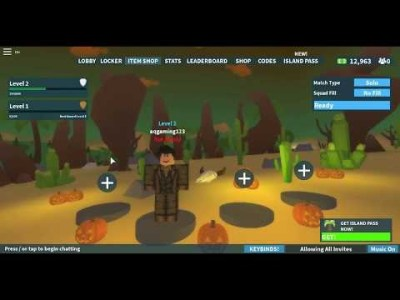 NEW CODES | ISLAND ROYALE | ROBLOX