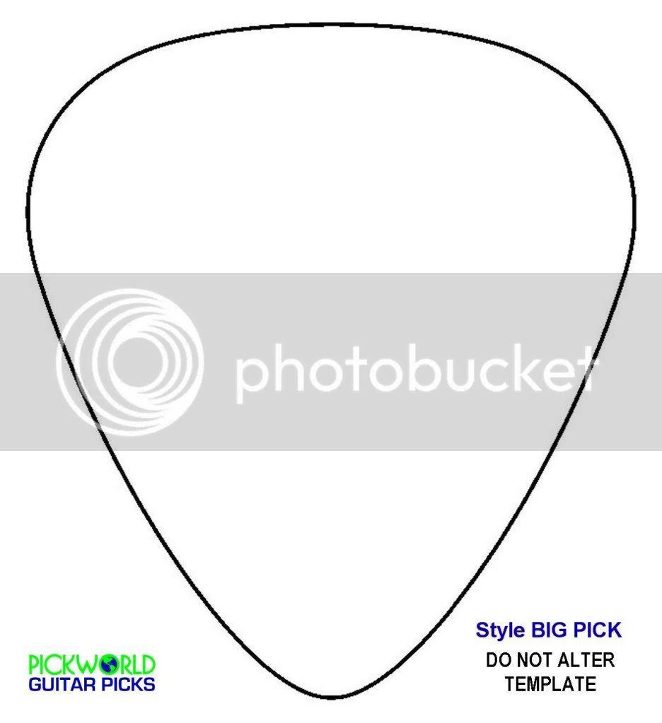 Das: Guitar shape templates