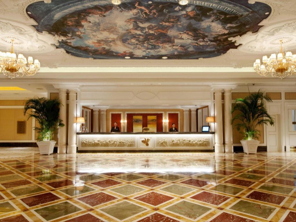 【旅遊便宜訂房】澳門凱旋門酒店 (L'Arc Hotel Macau)