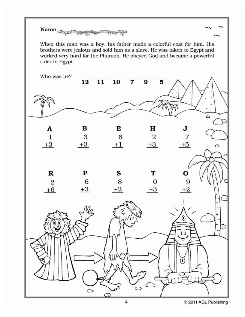 10 MATH PROBLEMS WITH COLORING PAGES, WITH COLORING MATH