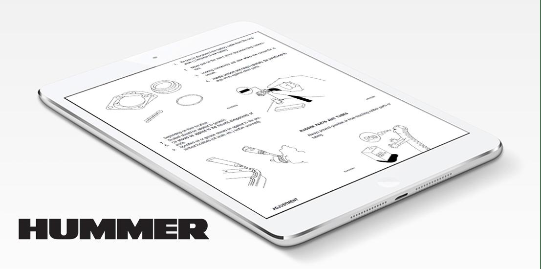 Hummer H1 Wiring Diagram