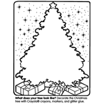 Free Christmas Coloring Pages to Print and Color