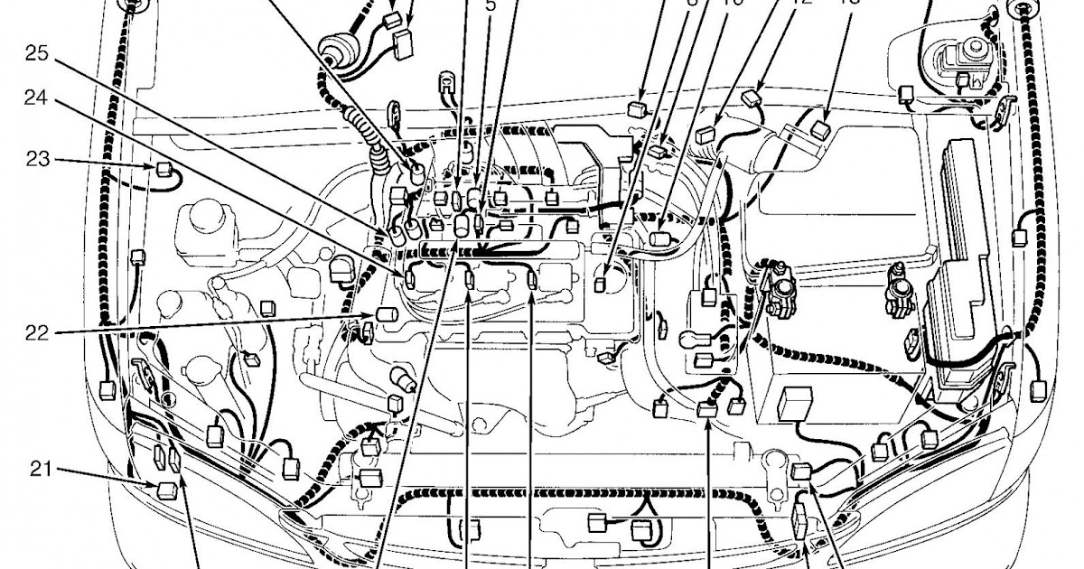 3 8 Buick Engine Diagram / Buick 3800 Engine Diagram
