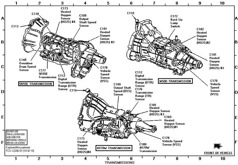 21 Fresh Ford 4R70W Transmission Parts Diagram