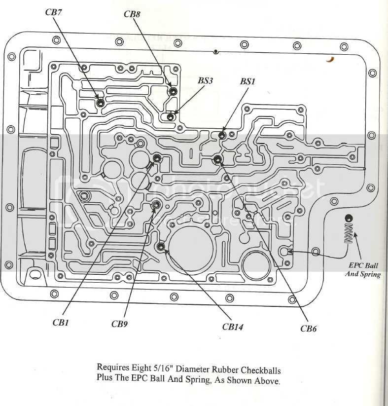 Wiring Diagram: 32 4r100 Transmission Diagram