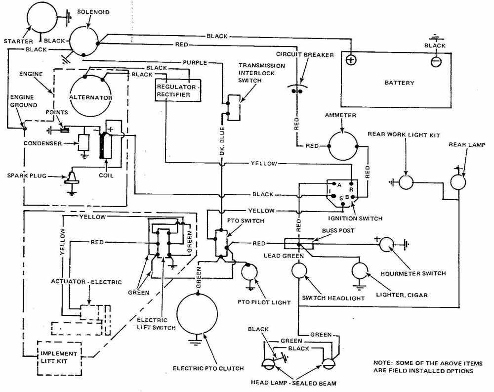 Wiring Database 2020: 28 Cub Cadet Lt1050 Wiring Diagram