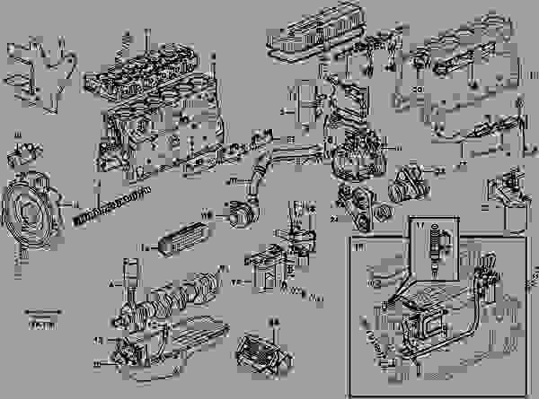 Wiring Diagram: 30 Volvo D12 Engine Parts Diagram