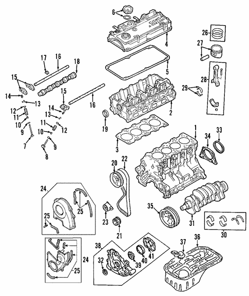 Wiring Diagram PDF: 2002 Mitsubishi Lancer Es Engine Diagram