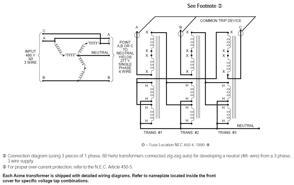 Wiring Diagram: 34 Acme Buck Boost Transformer Wiring Diagram
