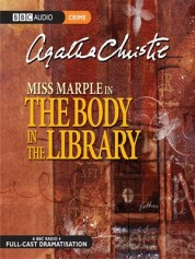The Body in the Library by Agatha Christie