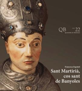 Sant Martirià, cos sant de Banyoles. de Francesca Español