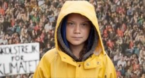 "Greta Thunberg ""Fridays for Future"""