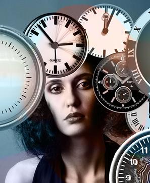 Auteur Catherine Maillard INREES se liberer de la pression du temps