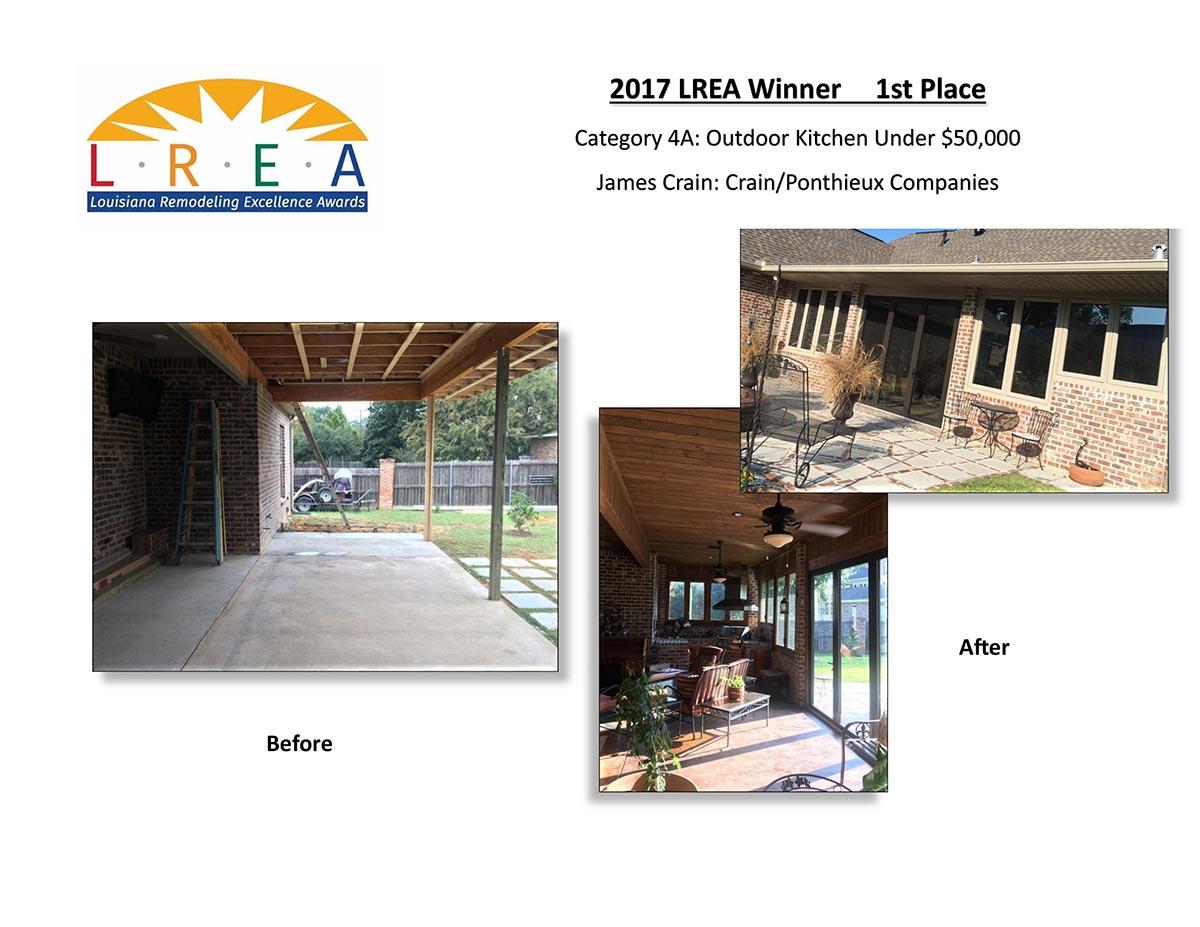 2017 LREA Award Winners - Louisiana Home Builders Association - LHBA.org