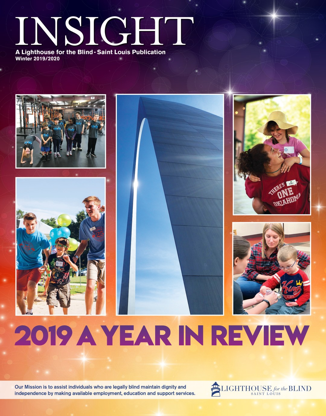 """Lighthouse """"Insight"""" Newsletter - A Year in Review"""