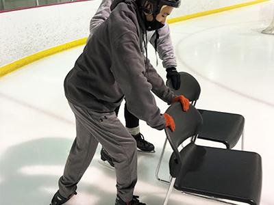SWKIA Ice Skating Event