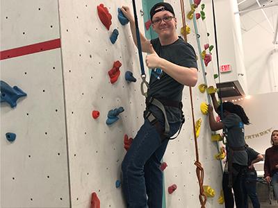 SWKIA Rock Climbing