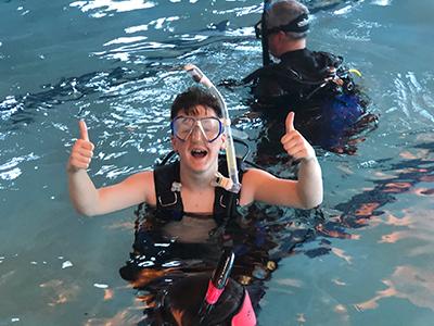 SWKIA Scuba Diving Lessions